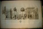 """Incisione su rame con area di stampa cm 43 x 81,5 tratta da """"Pitture a fresco del Campo Santo di Pisa intagliate da Carlo Lasinio conservatore del medesimo"""". L'incisione raffigura l'episodio biblico dell' """"Innocenza di Giuseppe"""" dall'originale di Benozzo Gozzoli. L'opera è stata stampata presso la """"Molini Landi e Compagno"""" di Firenze su carta vergellata del """"Laboratori di Pescia"""" nel 1812."""